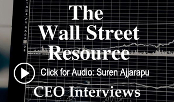 Suren Ajjarapu Wall Street Interview